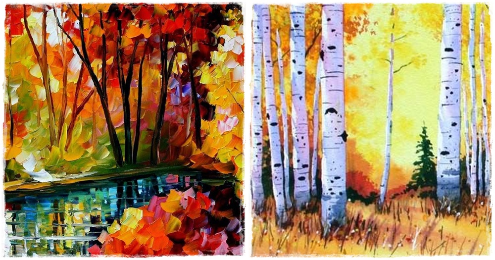 Két kiváló festőművész