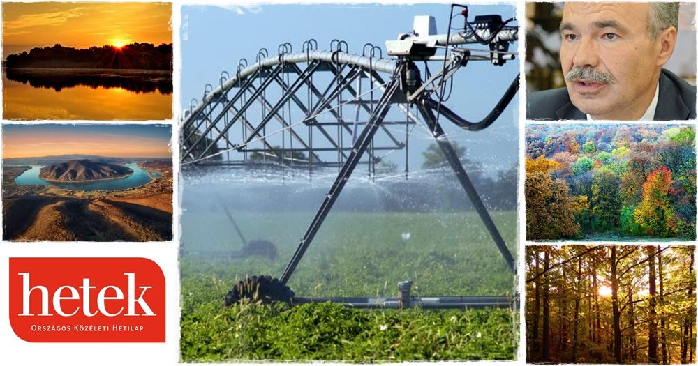 Interjú (részlet) Nagy István agrárminiszterrel