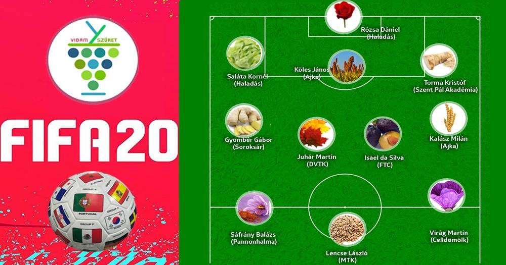 Happy Plants - Fifa 2020
